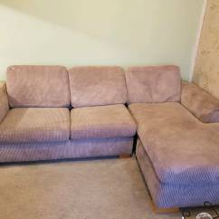 Chez Long Sofa Bed Sectional Sleeper With Ottoman Price Dorp 3 Seater Good Condition In
