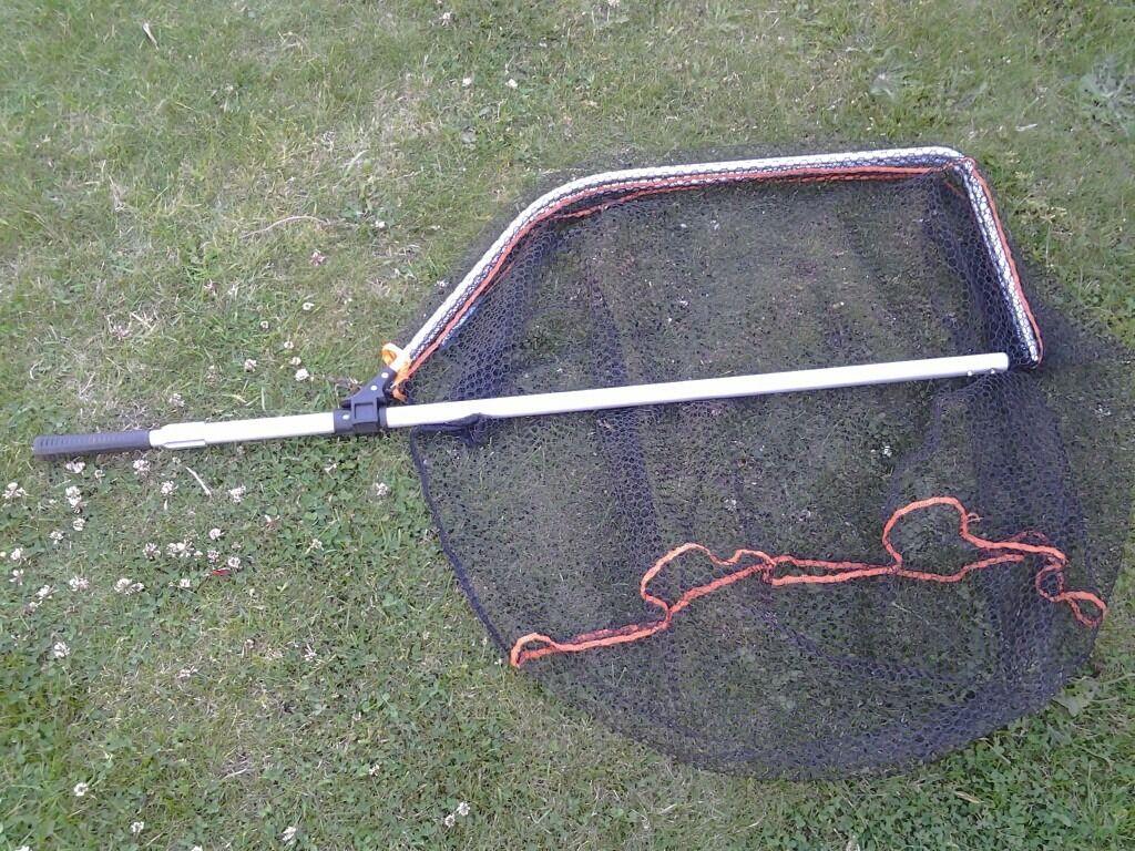 fishing roving chair design magazine savage gear xl pike landing net in bradwell norfolk