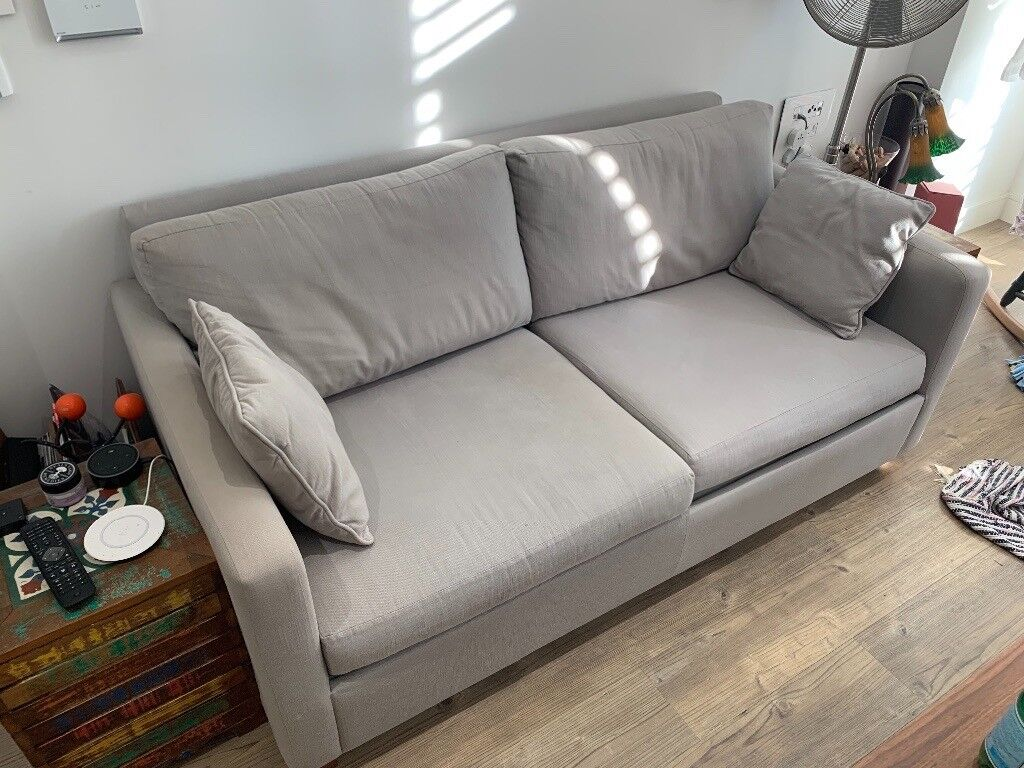 sofa london gumtree usado a venda curitiba willow and hall foxham 3 seater bed in greenwich