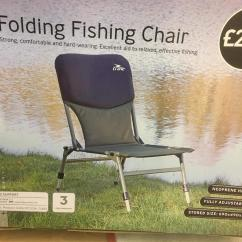 Fishing Chair Crane Plastic Dining Room Covers Brand New Folding In Leicester Leicestershire Gumtree