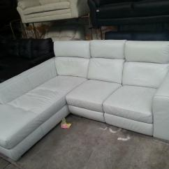 Corner Sofa With Recliner And Chaise Bernhardt Sofas Reviews Exdisplay St Lucia Electric