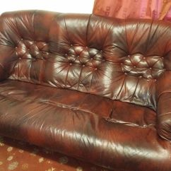 Wood Frame Leather Sofas The Sofa King Meme F A O Furniture Specialists Solid In