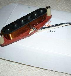 sold handwound single coil pickup set for strat alexander pribora voodoo wiring diagram price 30 plus [ 1024 x 768 Pixel ]