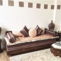 Moroccan Sofa Design How To Clean With Steam Mop Style Fresh Set Throughout