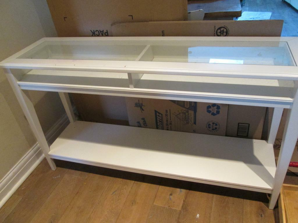 liatorp sofa table instructions knoll uk ikea console dresser in northolt london