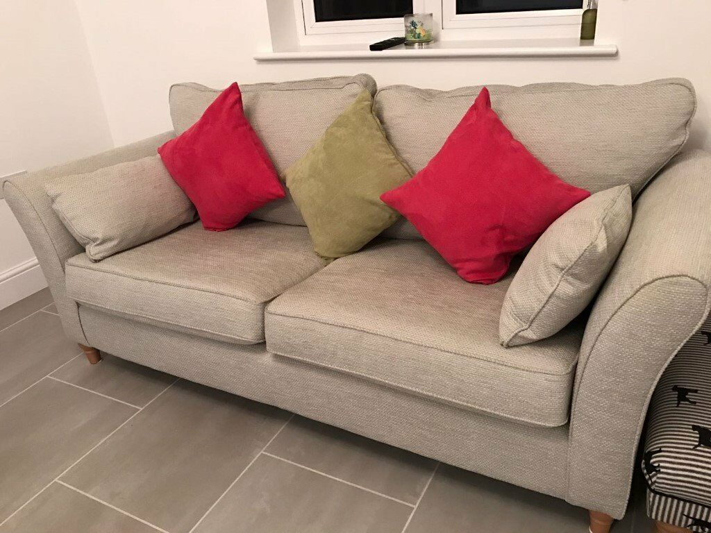 5 MONTH OLD LAURA ASHLEY ASHBOURNE SOFA FOR SALE  in