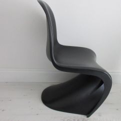 Panton S Chair Ergonomic Singapore Review 6 X Charles Eames Eiffel Inspired Dining Chairs In