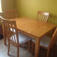 Dining Room Table And Chairs Gumtree Shaker Rocking Chair Kit In Selby North Yorkshire