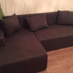 Double Sofa Beds For Sale Minimalis Tanpa Sandaran Corner Bed Very Good Condition