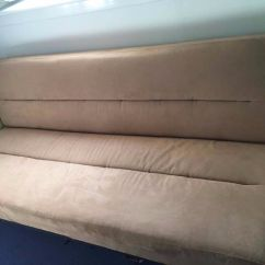 Sofasworld Edinburgh Marge Carson Sofa Prices Ismi Faux Suede Beige Bed In Excellent Condition South