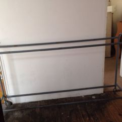 Sofa Storage Racks Where To Buy Replacement Cushions X7 Large Metal Stands On Wheels Job Lot