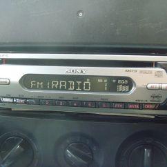 Sony Xplod Radio Dish Network Hopper Diagram Mp3 Cd Player Car Stereo In Bournemouth