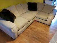 sofa 250cm remove marker pen from leather large in bolton manchester sofas armchairs couches corner x 170 cm with zipped cushions smoke free house collection only