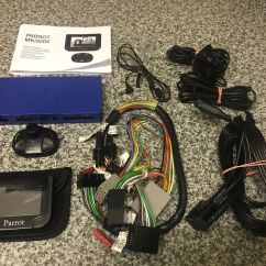 Parrot Bluetooth Mki9200 Wiring Diagram E36 Radio Handsfree Car Kit Telephone Sd