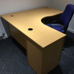 Desk Chair Gumtree Roman Workout Office And For Sale In Bedford Bedfordshire