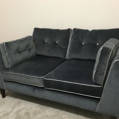 Two Seater Recliner Sofa Gumtree Artisan 2 Sofas (sofology Cricket) | In York, North ...