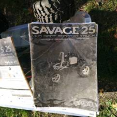 Hpi Savage 25 Parts Diagram 2001 Yamaha Big Bear 400 Carburetor S25 Engine Manual Racing Nitro Truck Block Youtube