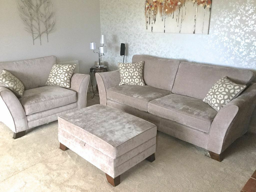 ashley manor harriet sofa in mink analine leather new 3 piece suite 4 seat snuggle