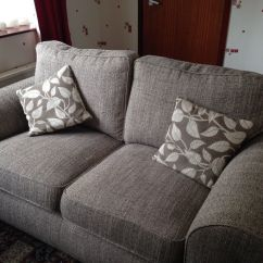 2 Seater Sofa And Armchairs Ashley Barcelona 3 Cuerpos Ashford Fabric Range