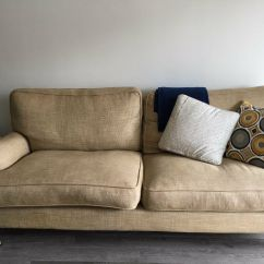 Bluebell Sofa Gumtree Large Grey Cushions Excellent 3 Seater In Clapham London