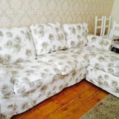 Corner Sofa Bed London Gumtree Recliner Large Floral For Sale | In Highgate,