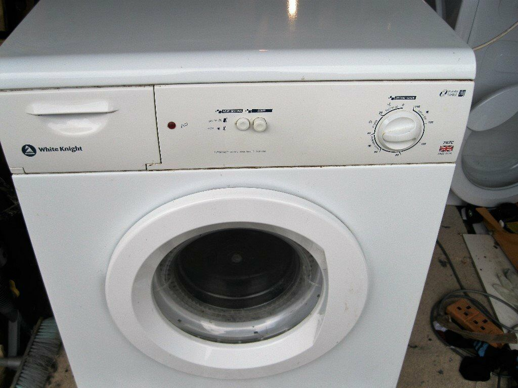 white knight tumble dryer heater element wiring diagram for electric brakes condenser in poole dorset