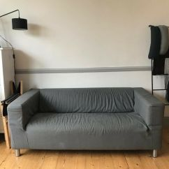 Bluebell Sofa Gumtree Cheap Set Online Bangalore Ikea Klippan Two Seater Grey Blue In Hackney London
