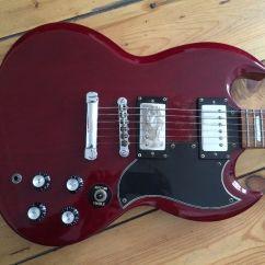 Gibson Sg Epiphone Iphone 4 Screw Diagram G400 Standard Guitar 2002 Unsung Korea