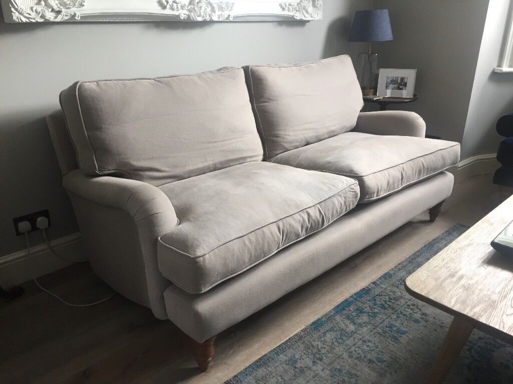 bluebell sofa gumtree nashville reviews com two and a half seat stone