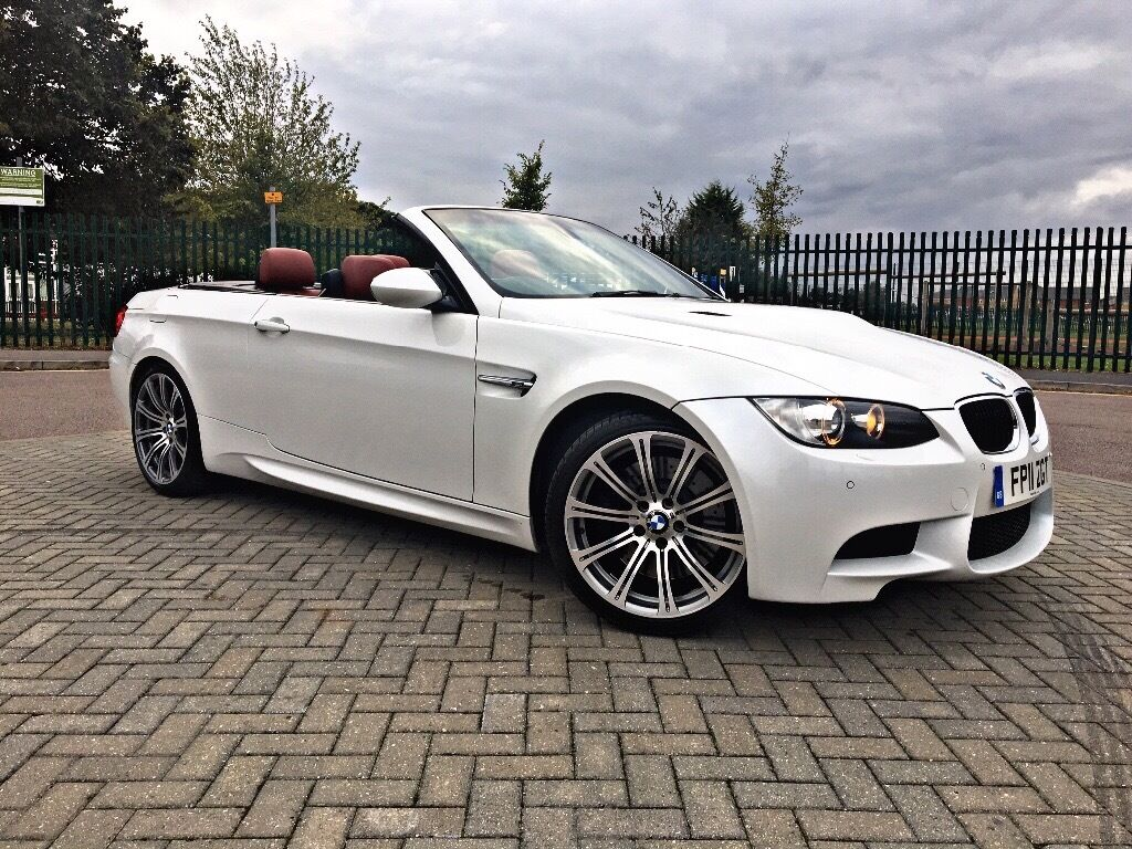 Fully Loaded Bmw M3 4 0 Dct E93 Convertible