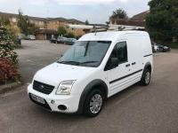 Ford transit connect lwb 1.8 tdci-2011-side door-roof rack ...