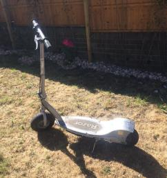 razor e electric battery scooter in greenford london gumtree jpg 1024x768 razor e300 electric scooter manual [ 1024 x 768 Pixel ]