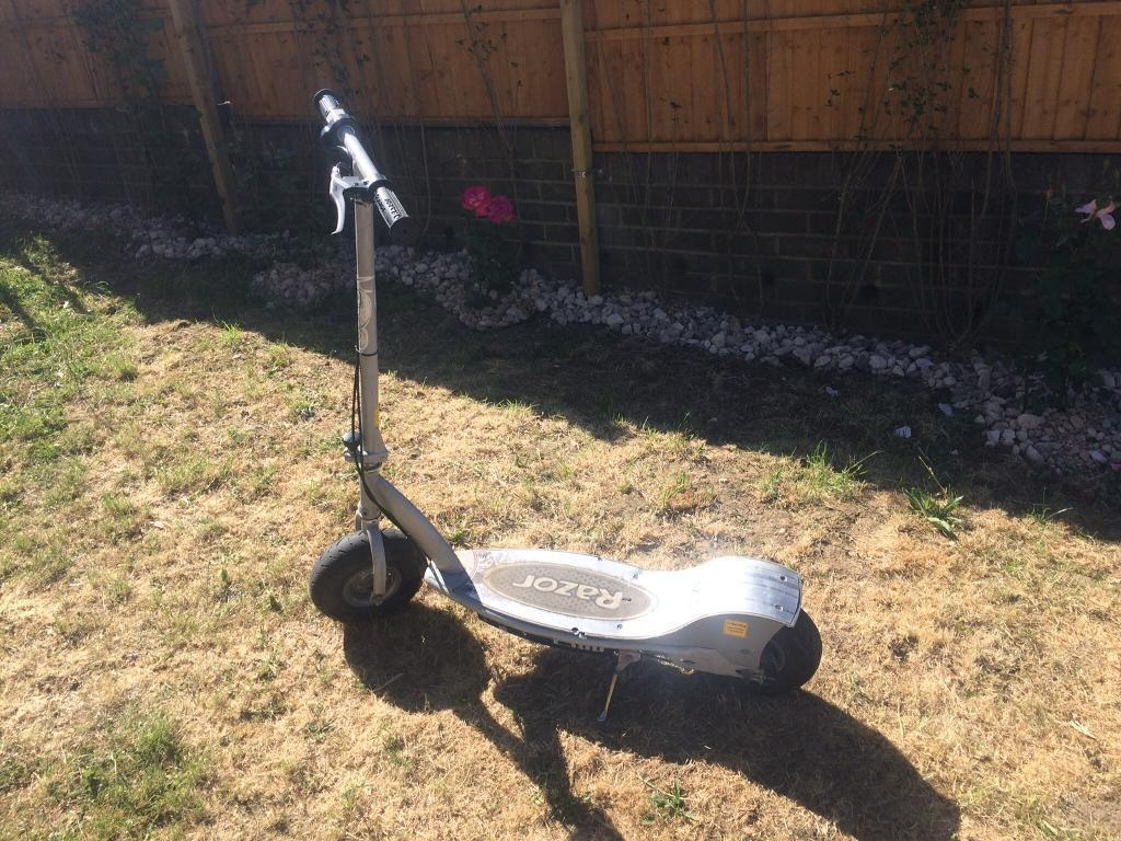hight resolution of razor e electric battery scooter in greenford london gumtree jpg 1024x768 razor e300 electric scooter manual