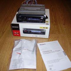 Sony Cdx Gt25 Wiring Diagram 2003 Gmc Sierra Bose Stereo Xplod Radio Cd Mp3 Wma Player In Llansamlet Swansea