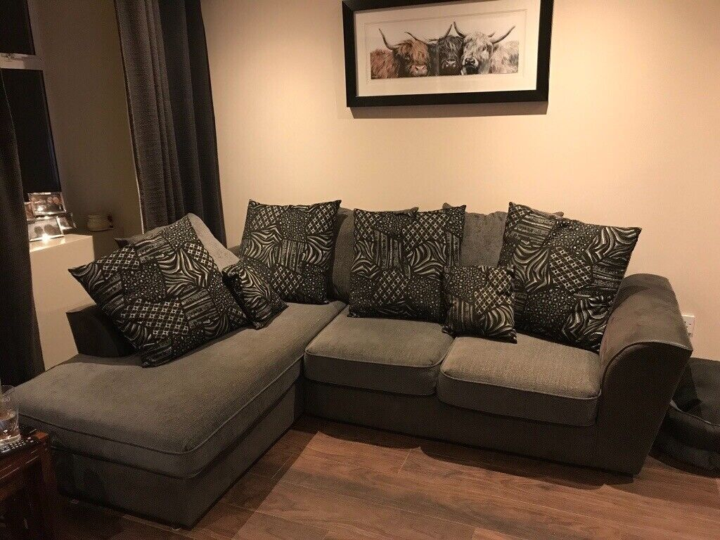 corner sofas glasgow gumtree cloud sofa bed in barrhead