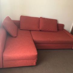 Corner Sofa Bed London Gumtree How To Build A Sectional Outdoor Friheten In Northolt
