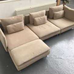 Corner Sofa Bed Chaise Longue Best Sectional Sofas Apartment Therapy Ikea Soderhamn Single Seat
