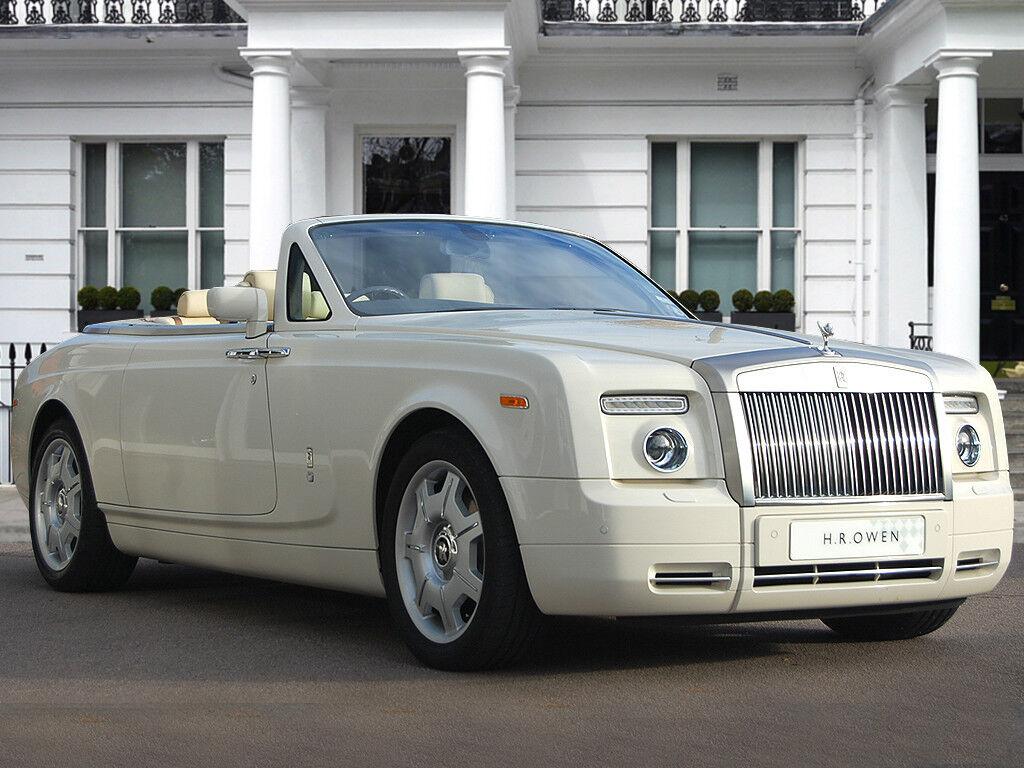 Rolls Royce PhantomLimo Limousine Hummer Classic