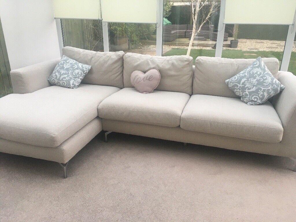 lazy boy sofa furniture village axis corner in bodmin cornwall gumtree