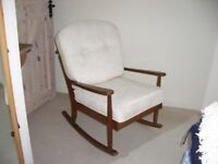 bedroom chair gumtree ferndown white dining slipcovers new used chairs stools for sale in dorset rocking