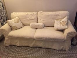 Ikea Ektorp sofa bed   in Giffnock, Glasgow   Gumtree