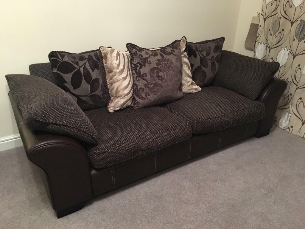 4 seater sofas leather fabric sofa chairs perth dfs martina set brown 2 3