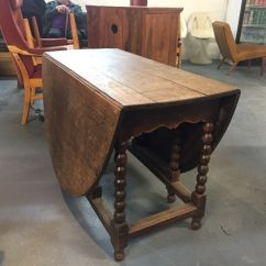 Gateleg Table With Chairs Memory Foam Bean Bag Chair A 19th Century Carved Country Oak Gate Leg Drop Leaf