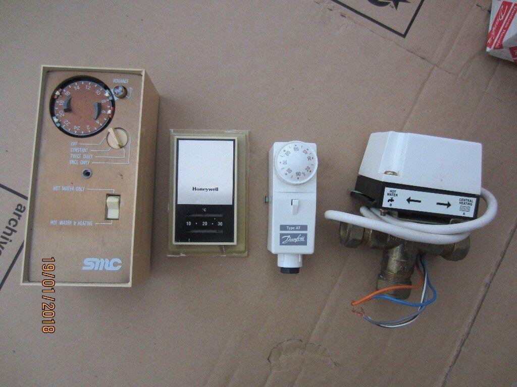 Cylinder Thermostat Wiring