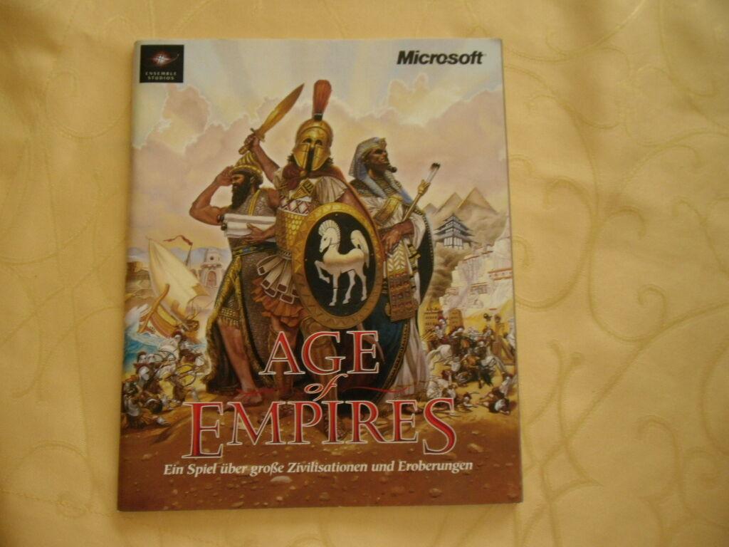 Benutzerhandbuch für das PC Spiel Age of Empires