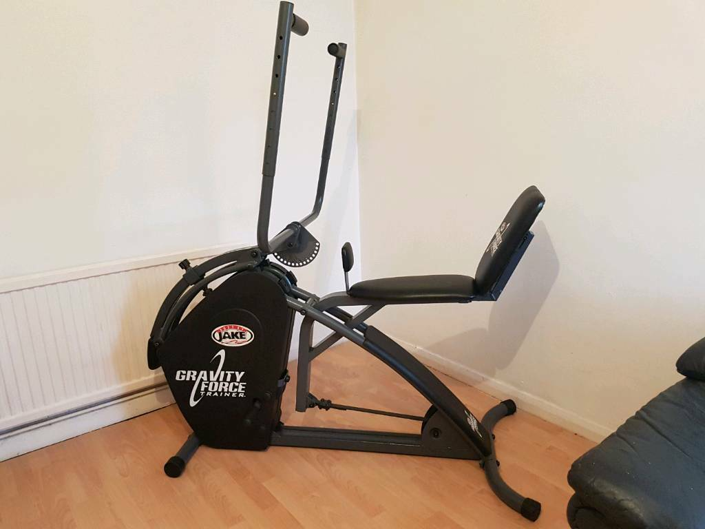 Gravity Force Trainer Body By Jake Workout Machine Gym
