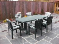 Sturdy Quality Patio Furniture Set by 'Lawn Comfort' | in ...