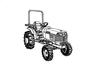 KUBOTA B2710 B2910 B7800 B2710 B2910 TRACTOR MANUAL B-2710