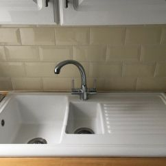 Ceramic Kitchen Sink Ceiling Light Fixture White In Camberwell London Gumtree