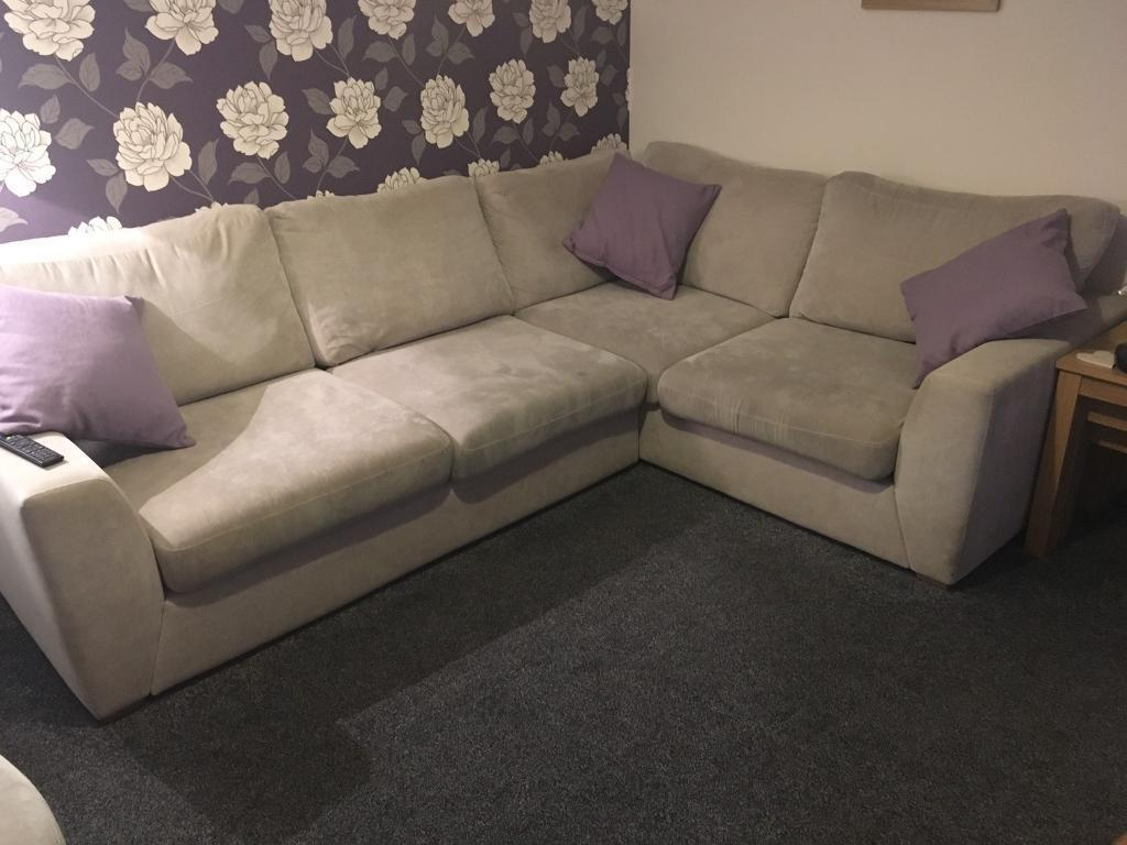 corner sofa and swivel chair folding quad in derby derbyshire gumtree